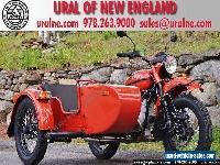 2016 Ural cT Terracotta for Sale